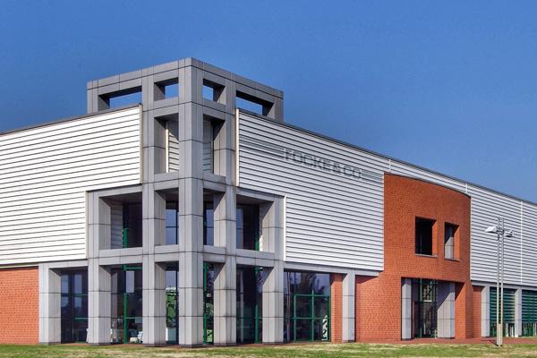Industriebau Focke und Co. betriebsfertig, effizient, modern
